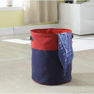 Purchase 2-Tone Laundry Hamper By Bintopia