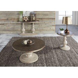 Sydnee 3 Piece Coffee Table Set By Gracie Oaks