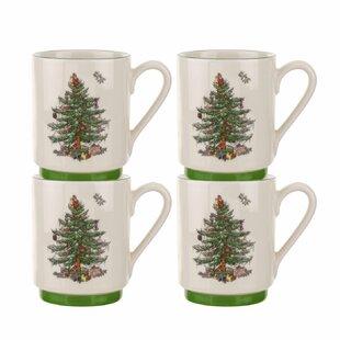 Jumbo Stacking Coffee Mugs | Wayfair