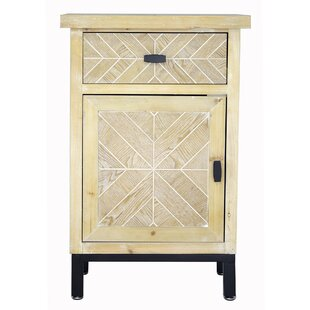 Eliza 1 Drawer 1 Door Accent Cabinet by Ivy Bronx