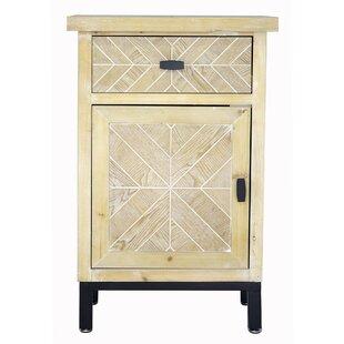 Eliza 1 Drawer 1 Door Accent Cabinet by Ivy Bronx