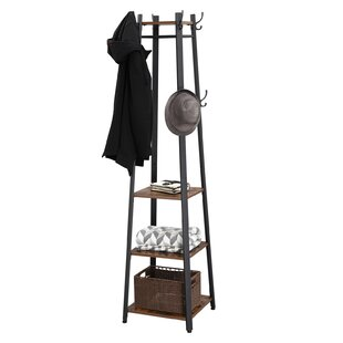 Review Garzon Coat Stand