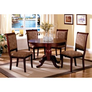 Langport 5 Piece Dining Set Fleur De Lis Living