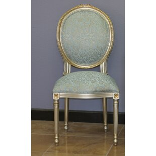 Macneil Upholstered Dining Chair by Astoria Grand