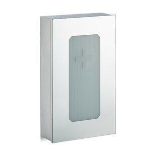 Review 32cm X 54cm Surface Mount Medicine Cabinet