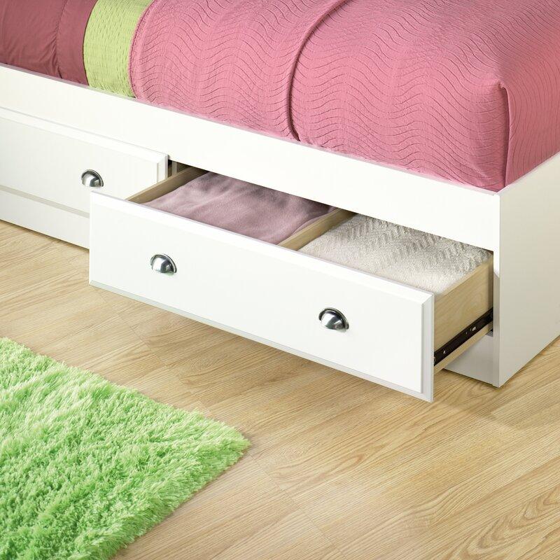 Revere Storage Platform Bed