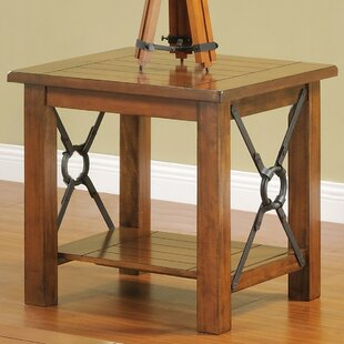 Compare & Buy Abby End Table By Loon Peak