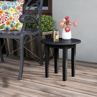 Fordyce Solid Wood Side Table
