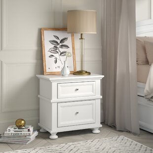 Onna 2 Drawer Nightstand by Harriet Bee