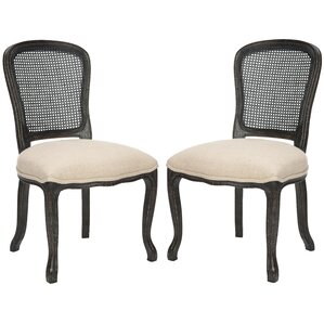 Monica Side Chair (Set of 2) by Safavieh