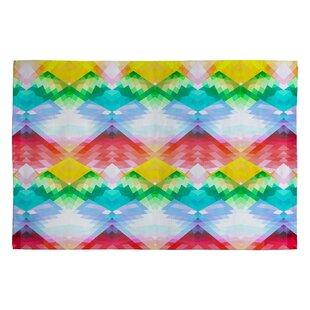 Deniz Ercelebi Crystal Rainbow Rug byDeny Designs