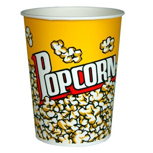 Popcorn Bucket (Set of 50)