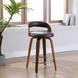 Highpoint Swivel 24.8 Counter Stool by George Oliver