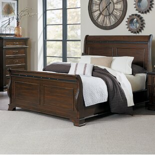 Donnelly Sleigh Bed by Millwood Pines