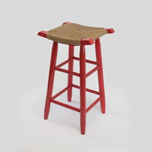 Pellegrin 24 Bar Stool Gracie Oaks