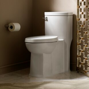 American Standard Champion Boulevard Flowise Right Height 1.28 GPF Elongated One-Piece Toilet