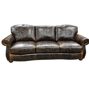 Huntington Genuine Leather Sofa