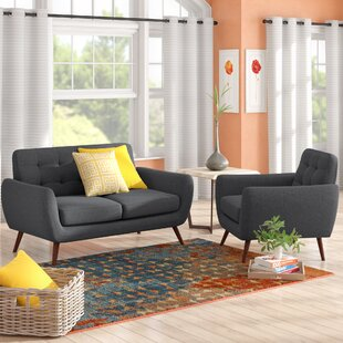 Diara 2 Piece Living Room Set ..