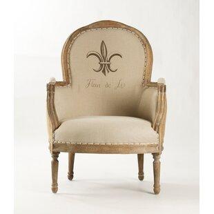 Lance Armchair by Zentique
