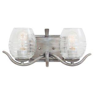 Kalco Seabrook 2-Light Vanity Light