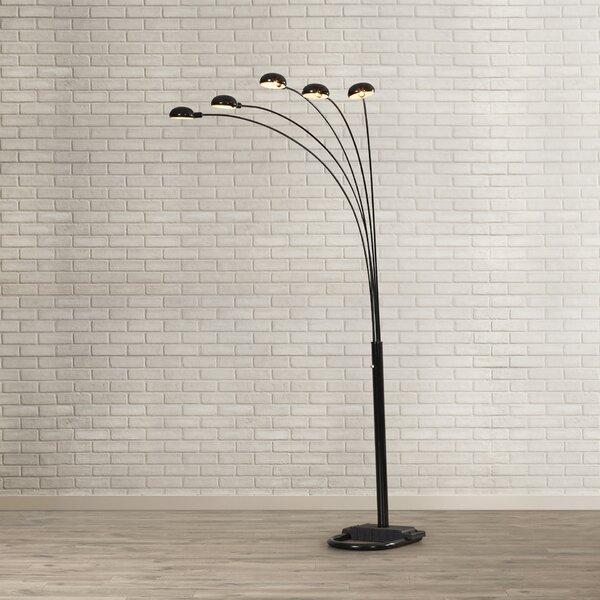 Mercury row 84 steel tree floor lamp reviews wayfair aloadofball Gallery