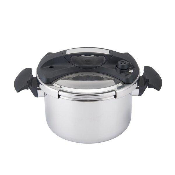 Aluminum Pressure Cooker Cook Prep Eat 12 qt