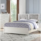 Flagg Upholstered Platform Bed by House of Hampton®