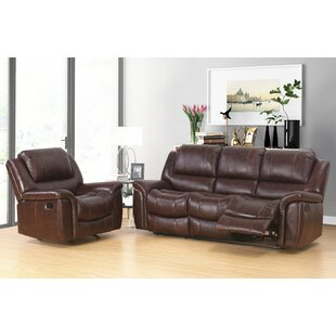 Darby Home Co Blackmoor Reclining 2 Piece..