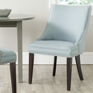 Katherina Upholstered Dining Chair (Set of 2) House of Hampton