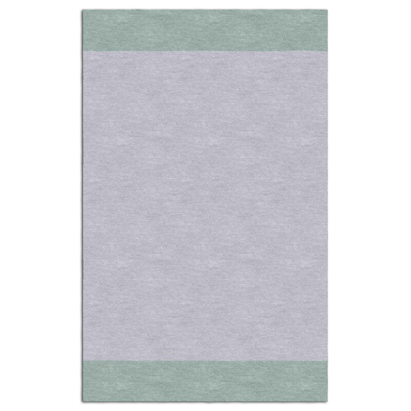 Darby Home Co Northfleet Hand Tufted Wool Sky Area Rug Wayfair