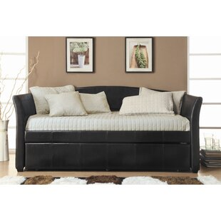 Purchase Meyer Twin Daybed with Trundle by Woodhaven Hill Reviews (2019) & Buyer's Guide