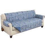 Reversible T-Cushion Sofa Slipcover by Alcott Hill®