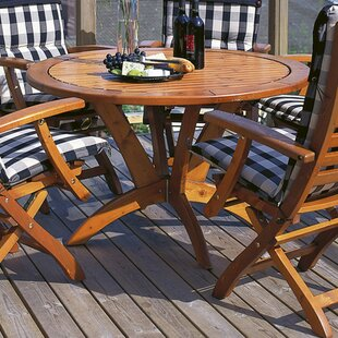 Victoria Dining Table By Sol 72 Outdoor