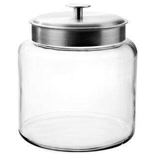 Jar With Bird Lid Wayfair