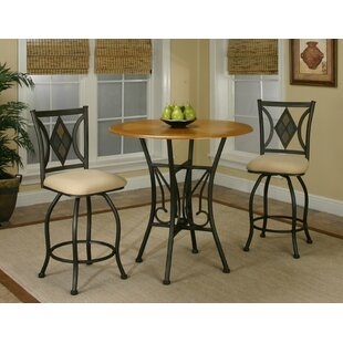 McArthur 3 Piece Pub Table Set..
