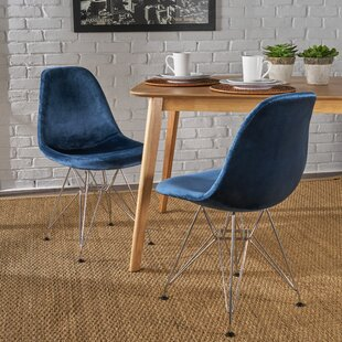 Compare Coreen Upholstered Dining Chair (Set of 2) by Brayden Studio Reviews (2019) & Buyer's Guide