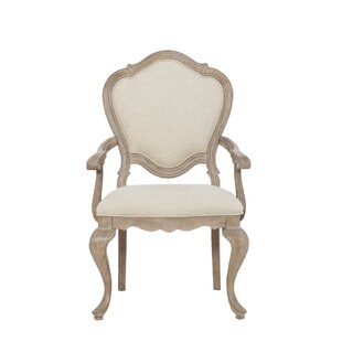 Campania Upholstered Dining Chair (Set of 2) by Bernhardt