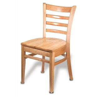 Carole Solid Wood Dining Chair Holsag