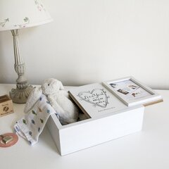 Memory Box White Decorative Boxes You Ll Love In 2021 Wayfair