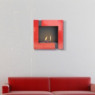 Maryellen Bio-Ethanol Fireplace By Belfry Heating