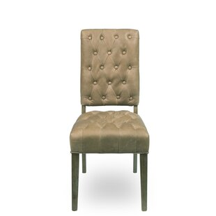 Brady Upholstered Dining Chair (Set of 2) Sarreid Ltd