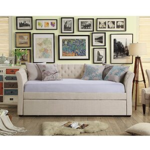 Milligan Twin Daybed with Trundle by T..