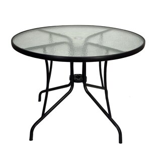 Jame Glass Dining Table