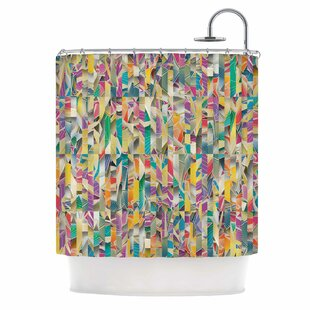 Angelo Cerantola Feel it Single Shower Curtain