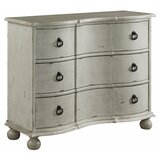 Fahey 3 Drawer Accent Chest by August Grove®