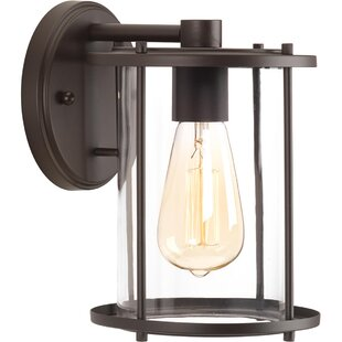 Gracie Oaks Madsen Wall Lantern
