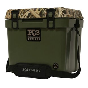 K2 Coolers 20 Qt. Summit Lid Cooler