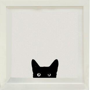 Curiosity Framed Art