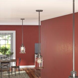 Laurel Foundry Modern Farmhouse Greeley 1-Light Bell Pendant