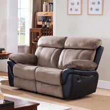 Reclining Loveseat by Wildon Home®